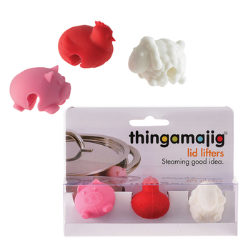 Thingamajig Silicone Lid Lifters