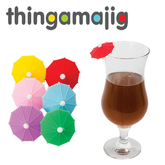 Thingamajig Umbrella Drink Markers
