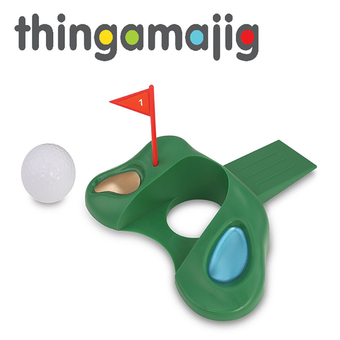 Thingamajig Plastic Door Stopper Golf