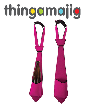 Thingamajig Beer Holder Tie