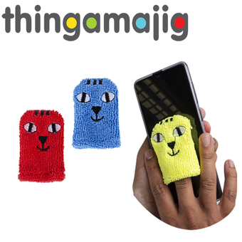 Thingamajig Screen Cleaning Mitten