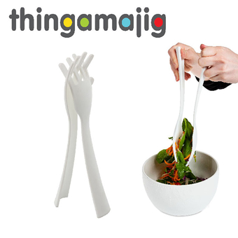 Thingamajig Salad Servers