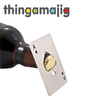 Thingamajig Metal Bottle Opener
