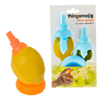 Thingamajig Plastic Citrus Srayer Set