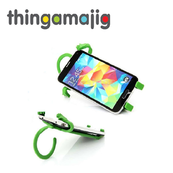 "Thingamajig Phone Holder And Hook ""Man"""