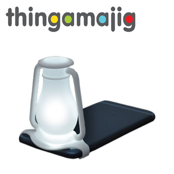 "Thingamajig Phone Light Diffuser ""Lamp"""