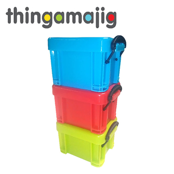 Thingamajig Plastic Stackable Storage