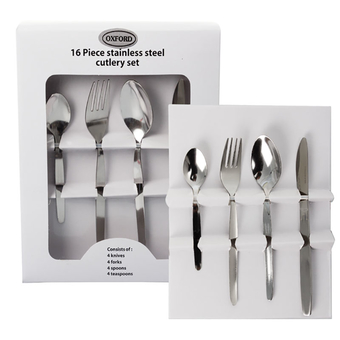 Stainless Steel Hanging Cutlery Set