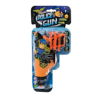 Gun Set With Suction Darts