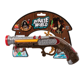 Pirate Gun Sound & Light Up