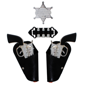 Wild West Gun Set Includes Holster