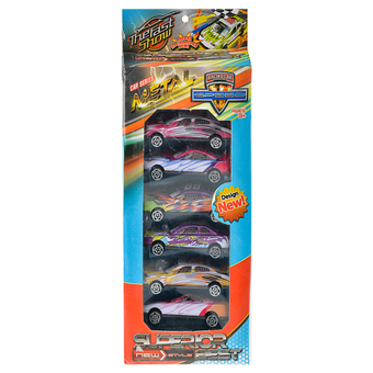 Metal Die Cast Racers