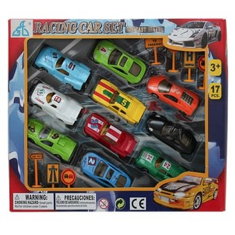 Metal Die Cast Transportation Set