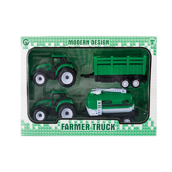 Farm Tractor Play Set