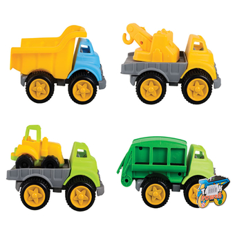 Construction Vehicle 15cm
