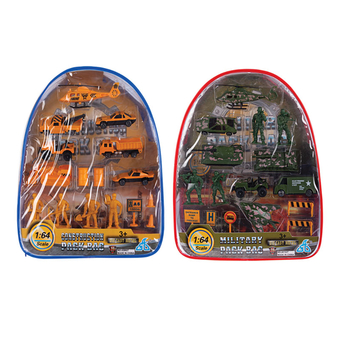 Backpack Combat Play Set