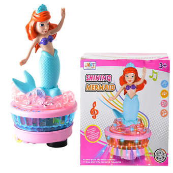 Battery Operated Mermaid