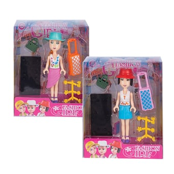 Collectable Doll With Accessories