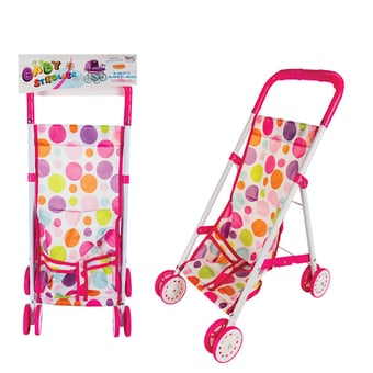 Light Up Doll Stroller