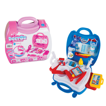 Doctor Play Set With Storage Box