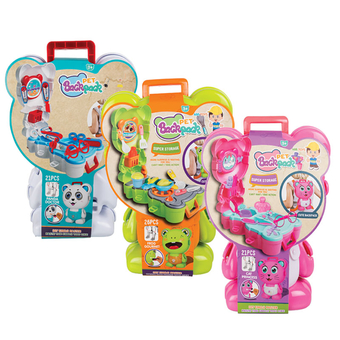 Carry Along Playset Backpack
