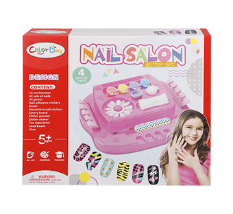 Nail Salon Playset