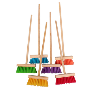 Kiddies Kitchen Broom