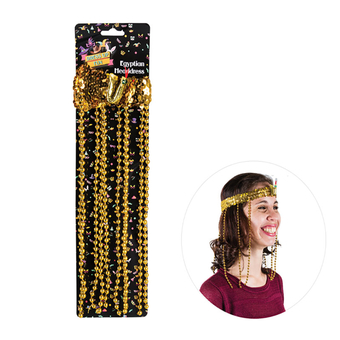 Cleopatra Egyptian Head Band