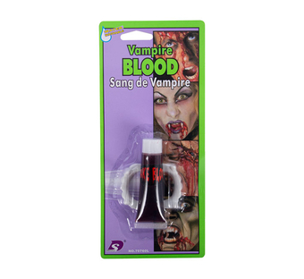 Vampire Blood & Teeth