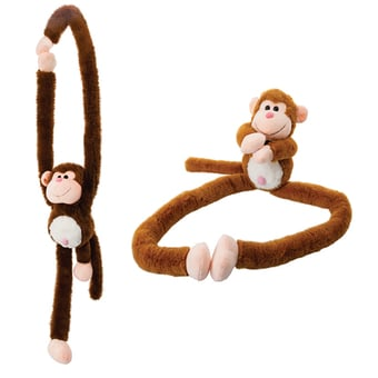 Monkey With Velcro Hands