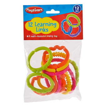 Play & Learn Linking Toy