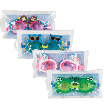 Animals Swimming Goggles