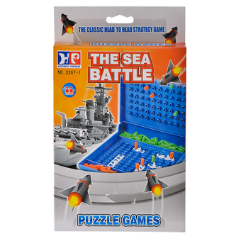 The Sea Battle Mini Game