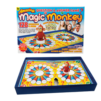 Magic Monkey Game