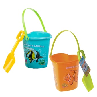 Novelty Beach Bucket