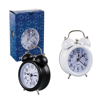 Metal Alarm Clock With Bell