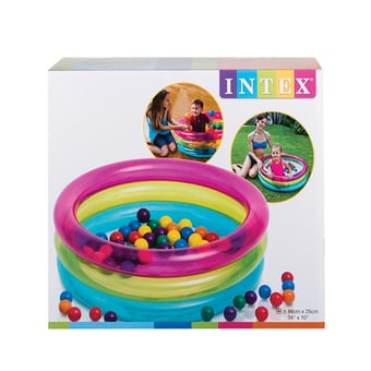Baby 3-Ring Ball Pit