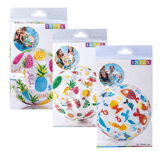 Intex Lively Beach Ball