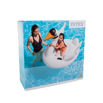 Intex Swan Ride On