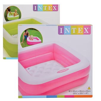 Intex Play Box Baby Pool