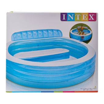 Intex Family Lounge Swim Centre