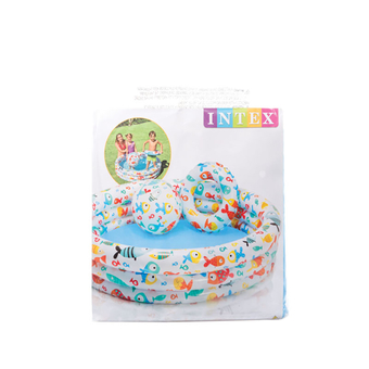 Intex Fishbowl Pool Set
