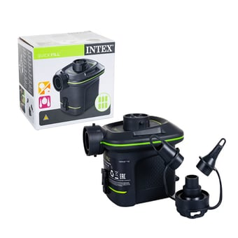 Intex Battery Operated Pump