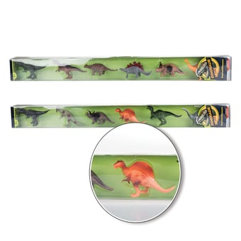 Dinosaur Animals In-Tube