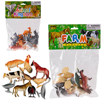 Animal Kingdom Playset