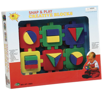 Snap & Play Creative Blocks