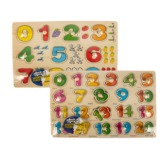 Numbers Board 1 - 10