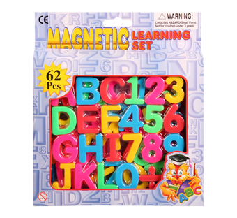 Magnetic Learning Set