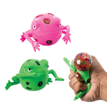 Novelty Squeeze Frog