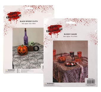 Halloween Spooky Cloth Decoration